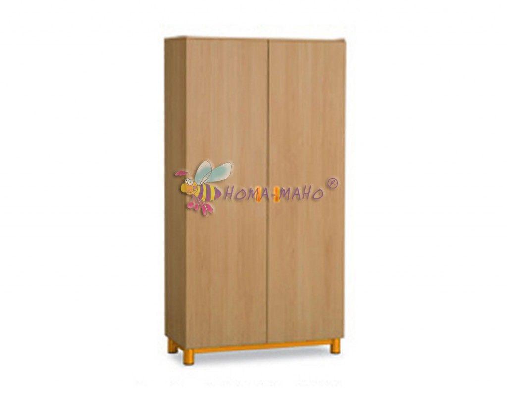 Muebles Guarderías armario alto dos puertas