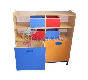 mobiliario escuelas infantiles